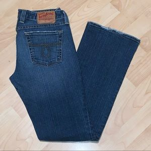 Lucky Brand Lola Boot Jean Size 8/29